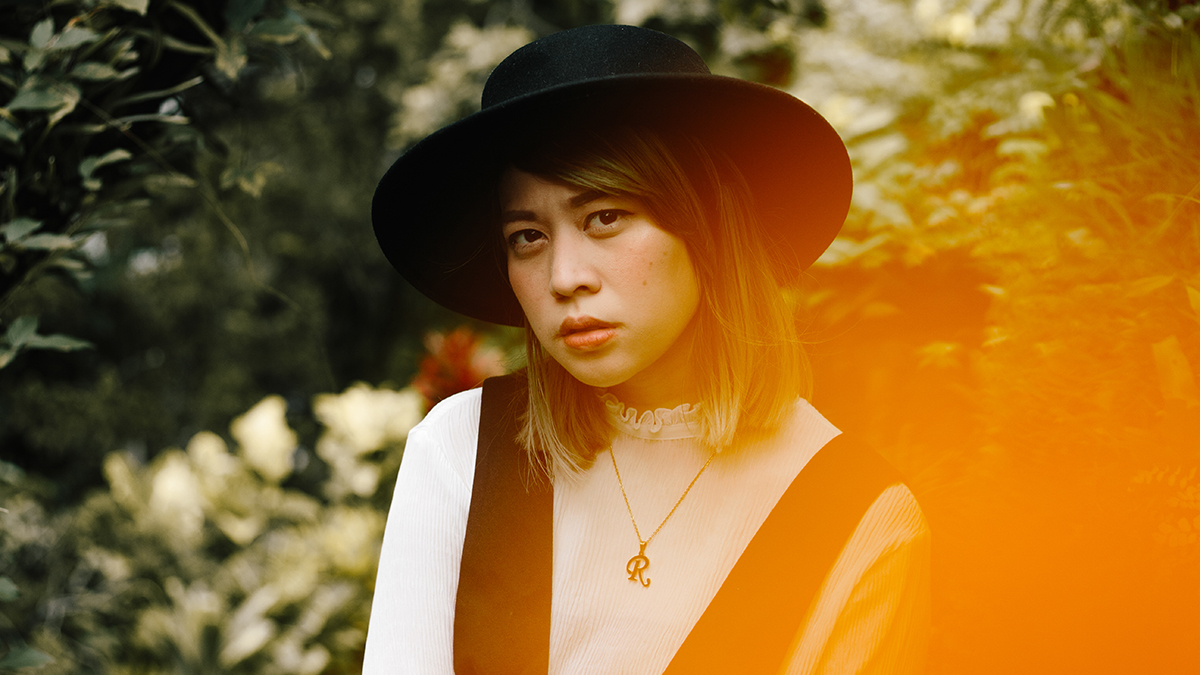 Reese Lansangan's everywhere these days.